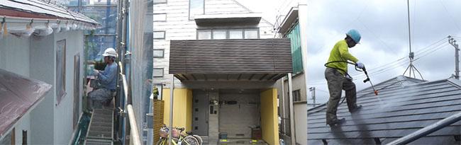 建物外装工事トップ画像